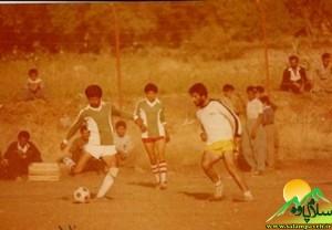 فوتبال قدیمی محمد رضا عزیزی (7)