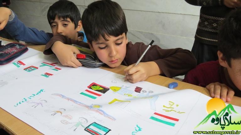 مسابق نقاشی مدرسه باباخاص (4)