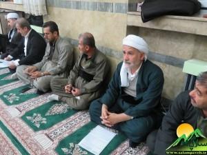کلاس مسجد قباء (4)