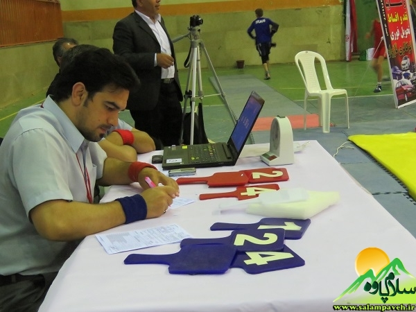 مسابقات کشتی (8)