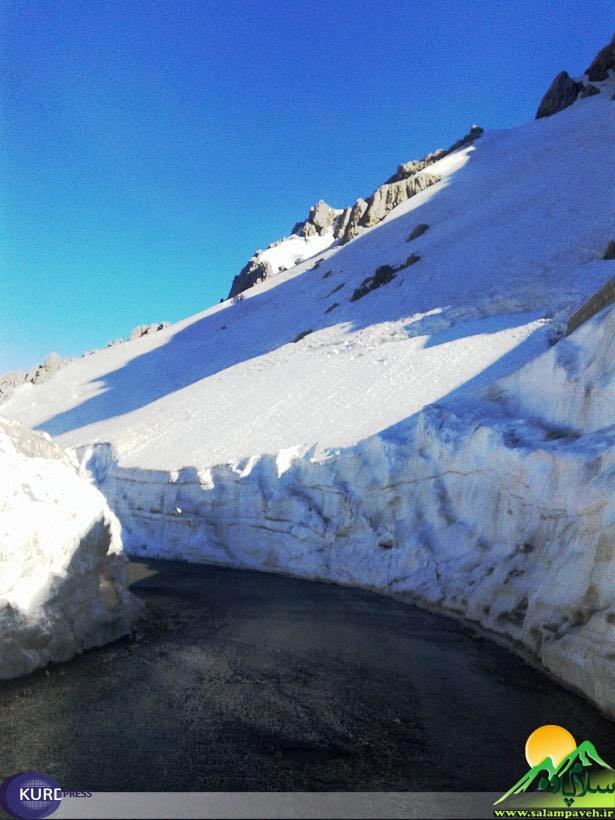 تونل برفی دالانی