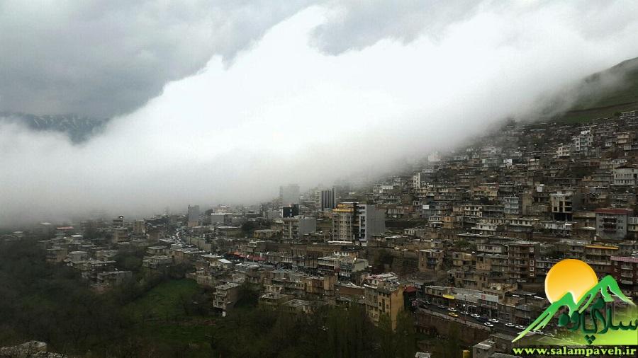 سهم شهرستان پاوه از اعتبارات استان کرمانشاه در بودجه سال 95 مشخص شد