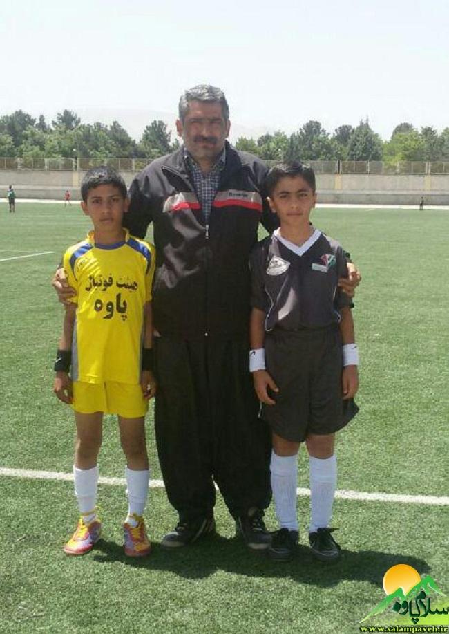 فوتبالیستهای نونهالان (1)