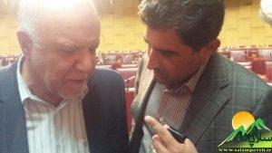 شهاب نادری در مجلس