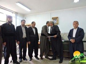 سعدی فتاحی ، تجلیل از خبرنگاران
