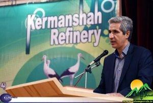 مدیر عامل شرکت پالایش نفت