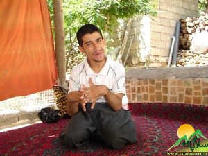 احسن احمدی ، معلول خانقاهی