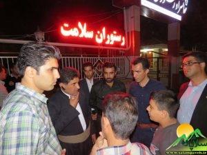 دیدرا شهاب نلدری با رسانه (1)