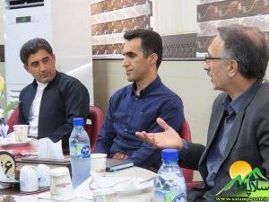 دیدرا شهاب نلدری با رسانه (15)