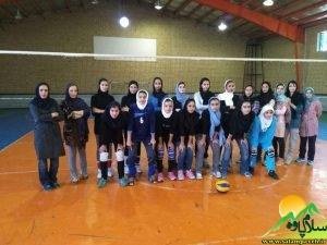 والیبال بانوان (2)