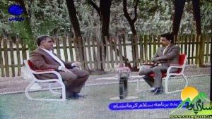 ایده پور برنامه سلام کرمانشاه4