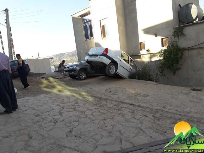 تصادف در دوریسان