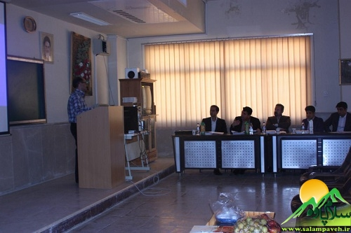 سامان عبادی دانشگاه راضی
