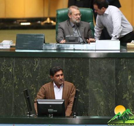 تذکرات شهاب نادری به دولتمردان در رابطه با موضوع کوله بران