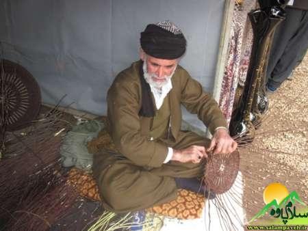 صنایع دستی بومی کرمانشاه نمادی از اصالت و فرهنگ اما در حال منسوخ شدن