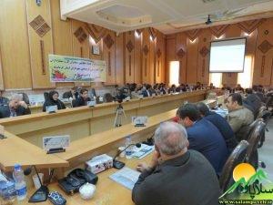 دومین نشست شهرداران استان در پاوه