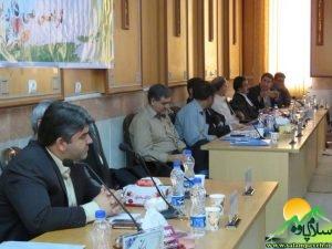 نشست شهرداران استان در پاوه