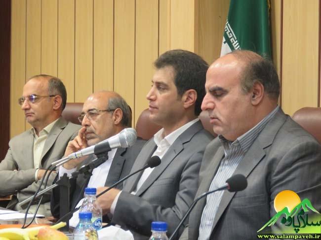 گزارش ویژه سلام پاوه از جلسه کمیته برنامه ریزی شهرستان جوانرود با حضور استاندار/گزارش تصویری