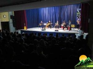 کنسرت گروه روژیا در پاوه