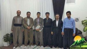 پشتیوان + زکریا بهرام میرزایی