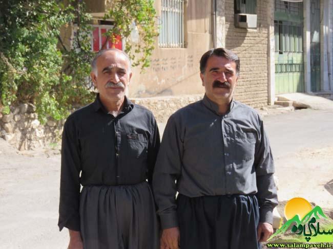 نبی رستمی ، کیهان محی الدین زاده
