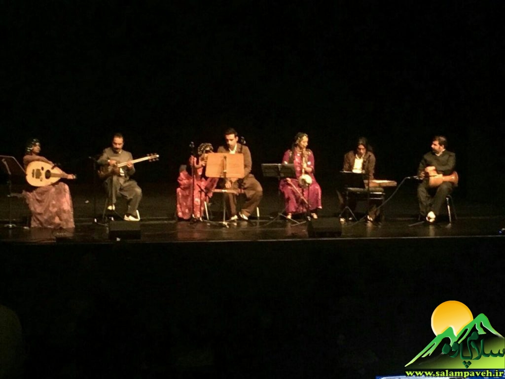 کنسرت گروه ژوان