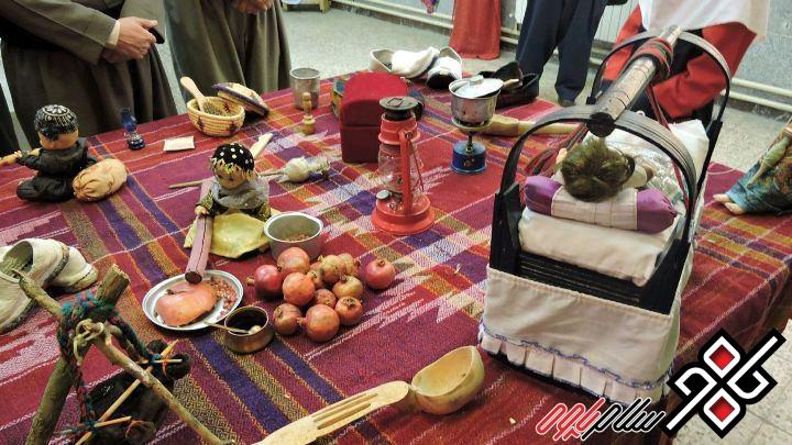 نمایشگاه فرهنگ هورامان
