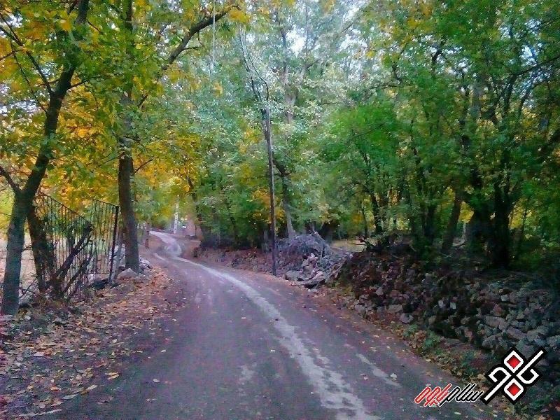 پاوه ، طبیعت زیبای روستای نسمه ، عکس: سابق حسینی