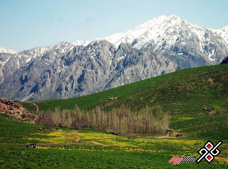 هورامان ، روستای کلجی ، هه وار گولی ، عکس: مصباح محمدنیا