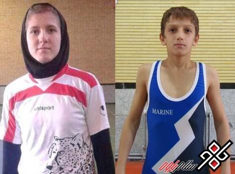 از دو ورزشکار ارزنده شهرستان پاوه تجلیل شد