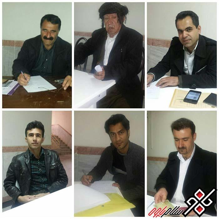 آغاز ماراتن انتخابات شوراهای اسلامی شهر و روستا در شهرستان پاوه /اسامی و عکس