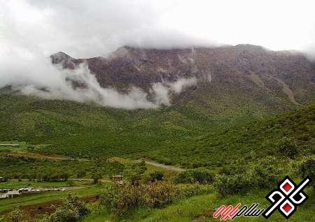 شاهو سرشار از جاذبه های طبیعی و گردشگری است