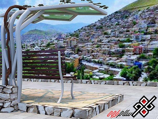 طرح پیشنهادی مبلمان شهری همراه با دانلود فیلم/ فاروق ابراهیمی