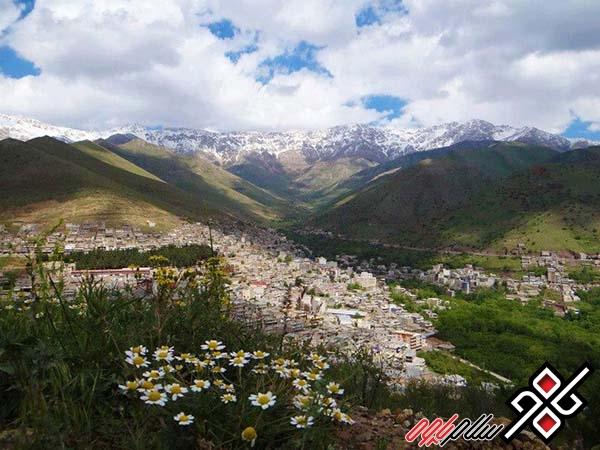 پاوه بیشترین مقدار بارش سال زراعی جاری در استان کرمانشاه را داشته است