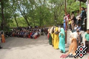 جشن شکرگزاری آب در روستای نسمه