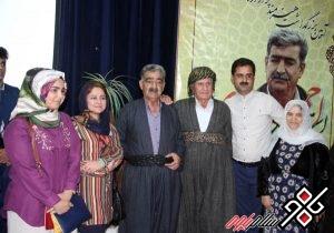 تجلیل از جمیل احمدی