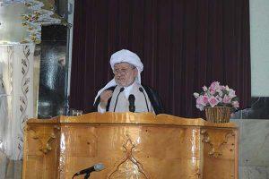 ماموستا قادری در نماز جمعه