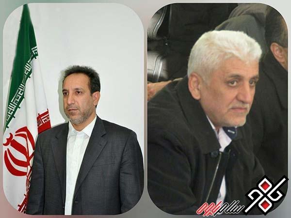 خداحافظی اکبر حسینی از سرپرستی بانکهای ملی اورامانات/ جلال صفری جانشین حسینی شد