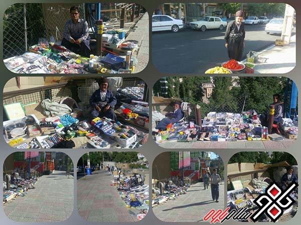 دستفروشانی که از بی بازاری شرمنده خانودهایشان میشوند!