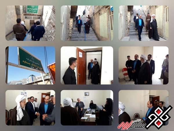 بازدید از شورای حل اختلاف