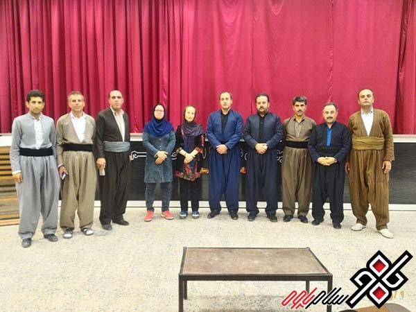 اولین مجمع عمومی انجمن پشتیوان پاوه با تقدیر از خبرنگاران برگزار شد/ عکس