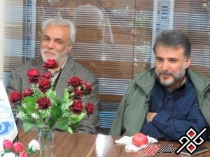 سید جواد هاشمی در پاوه