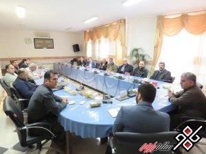 نشست انجمن زندان پاوه