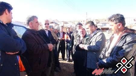 فرماندار پاوه:طرح بافت باارزش روستای زردویی با ۵ میلیارد ریال اجرا شد