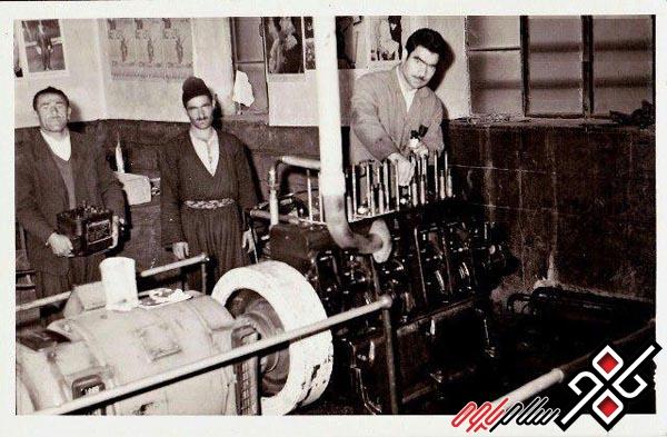 تصاویری خاطره انگیز و نوستالژی های از تاریخچه برق در شهرستان پاوه