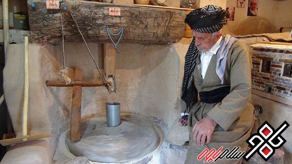 آسیاب حوضه لازه ، لالو محمود