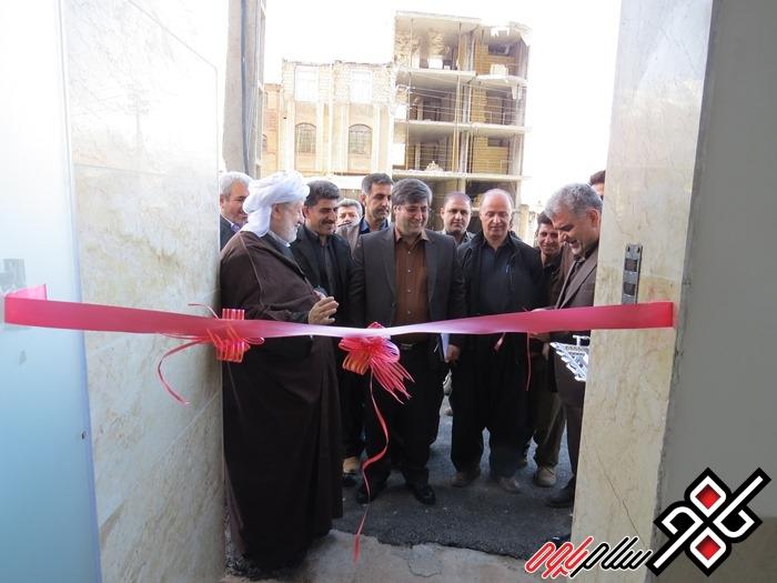 افتتاح پروژههای عمرانی شهرداری پاوه به مناسبت دهه مبارک فجر/ عکس