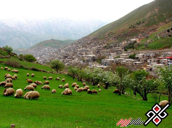 پاوه شهر هزار ماسوله آماده پذیرایی از مسافران نوروزی است