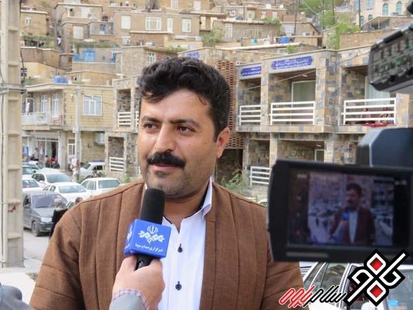 روستای هجیج پاوه روزانه میزبان هزاران گردشگر است