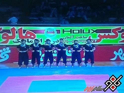 درخشش کونگ فوکاران پاوه در مسابقات جهانی هنرهای رزمی کارگران/عکس